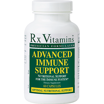 Rx Vitamins Advanced Immune Support 60 caps OPTIM