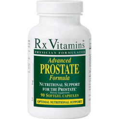 Rx Vitamins Advanced Prostate Formula 90 softgels PROS3