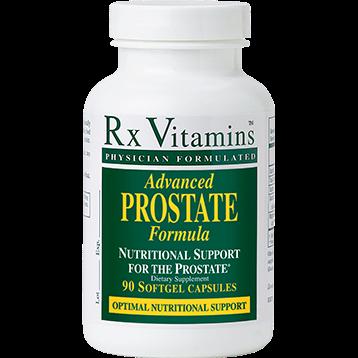 Rx Vitamins Advanced Prostate Formula 90 softgels PROS3