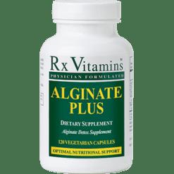 Rx Vitamins Alginate Plus 120 vegetarian capsules ALGIN