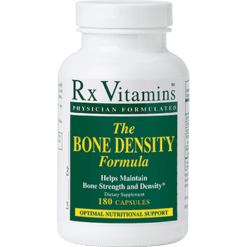 Rx Vitamins Bone Density Formula 180 caps R61809