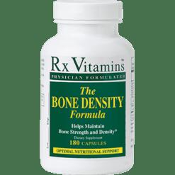 Rx Vitamins Bone Density Formula 180 caps R61809