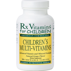 Rx Vitamins Childrens Multi Vitamin 90 chewtabs CHIL6