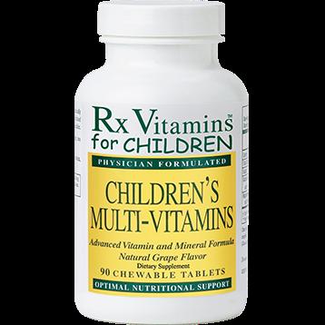 Rx Vitamins Childrens Multi Vitamin 90 chewtabs CHIL6