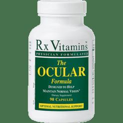 Rx Vitamins Ocular Formula 90 capsules OCULA