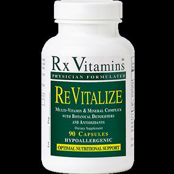 Rx Vitamins Revitalize 90 capsules REVIT