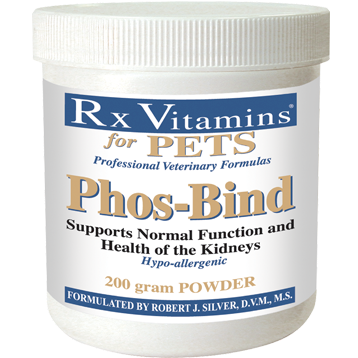 Rx Vitamins for Pets PhosBind 200 g RX8925