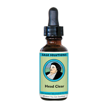 Sage Solutions by Kan Head Clear 1 oz HDC1