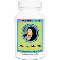 Sage Solutions by Kan Marrow Matters 60 tabs MMA60
