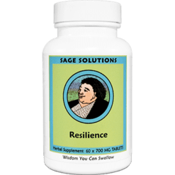 Sage Solutions by Kan Resilience 60 tabs RES60