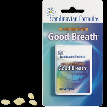 Scandinavian Formulas Good Breath 60 gels GOODB