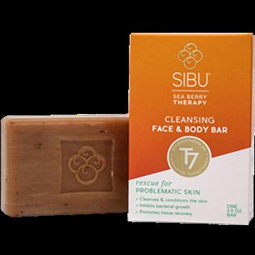 Sibu Cleansing Face Body Bar 3.5 oz S85051