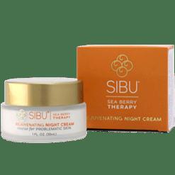 Sibu Rejuvenating Night Cream 1 fl oz S82006