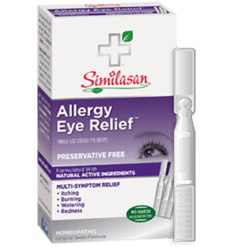 Similasan USA Allergy Eye Relief 20 singles S00238