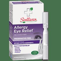 Similasan USA Allergy Eye Relief 20 singles S00238