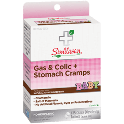 Similasan USA Gas Colic amp Stomach Cramps 135 tablets S20019