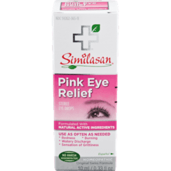 Similasan USA Irritated Eye Relief 10 ml S00344