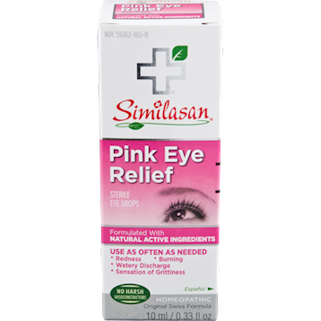 Similasan USA Irritated Eye Relief 10 ml S00344