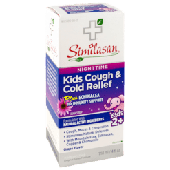 Similasan USA Kids Cough amp Fever Relief Syrup 4 fl oz S56108
