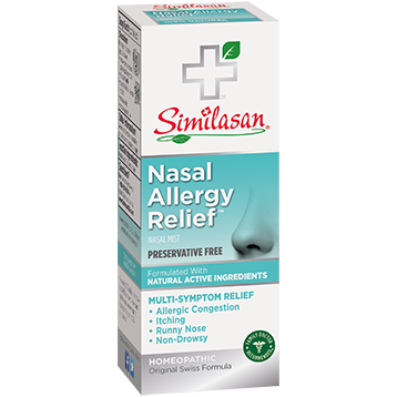 Similasan USA Nasal Allergy Relief 20 ml S54173