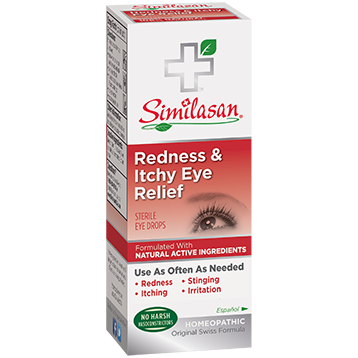 Similasan USA Redness Itchy Eye Relief 10 ml S00634