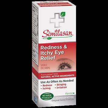 Similasan USA Redness Itchy Eye Relief 10 ml S00634