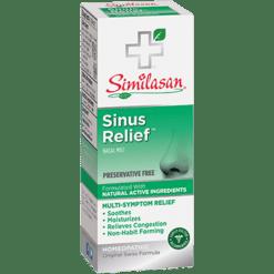 Similasan USA Sinus Relief 20 ml S54166