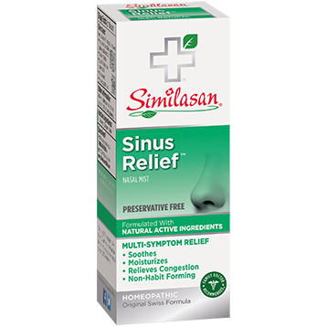 Similasan USA Sinus Relief 20 ml S54166
