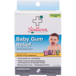 Similasan USA Teething amp Tooth Support 135 tablets S20002
