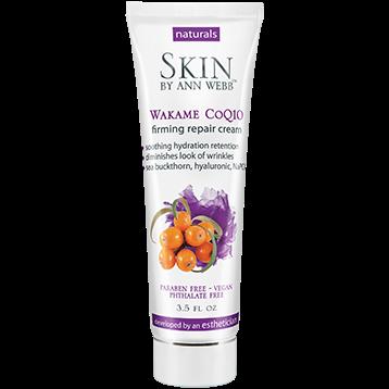 Skin by Ann Webb Wakame CoQ10 Firming Repair Cream 3.5 fl oz A2274