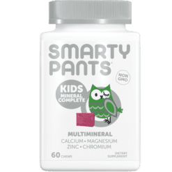 SmartyPants Vitamins Kids Mineral Complete 60 chews S20769
