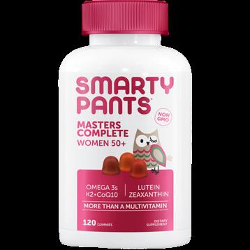SmartyPants Vitamins Masters 50 Women039s Complete 120 gummies S20615