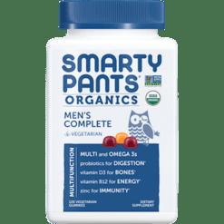 SmartyPants Vitamins Men039s Complete Organic Multi 120 gummies S20820