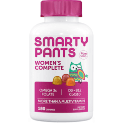 SmartyPants Vitamins Womens Complete 180 gummies S84835