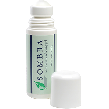 Sombra Warm Therapy Roll On 3 oz SC072