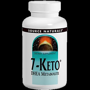 Source Naturals 7 Keto DHEA 100 mg 30 tablets SN2464