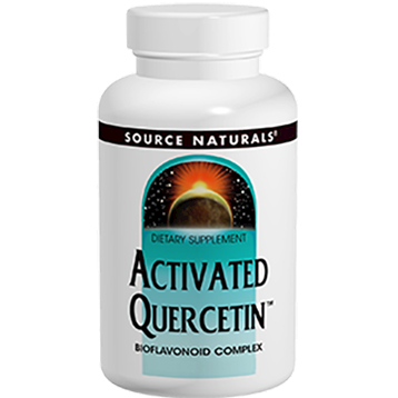 Source Naturals Activated Quercetin 100 capsules SN7463