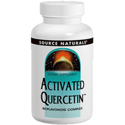 Source Naturals Activated Quercetin 50 tabs SN6892