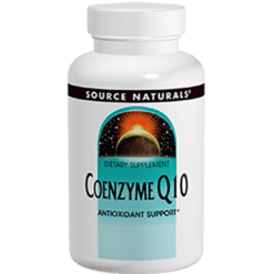 Source Naturals CO Q10 100mg 60 gels SN1226
