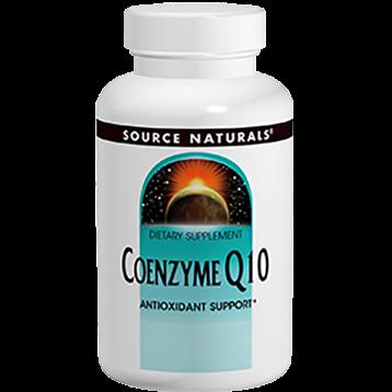 Source Naturals CO Q10 100mg 60 gels SN1226