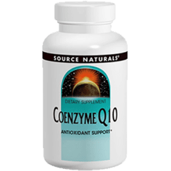 Source Naturals CO Q10 100mg w Bioperine 60 gels SN1145
