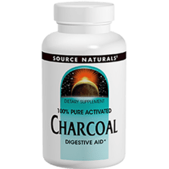 Source Naturals Charcoal 100 caps SN0686