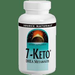 Source Naturals DHEA 7 Keto® 50mg 30 tabs SN1377