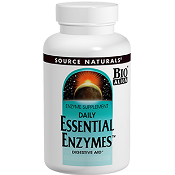 Source Naturals Essential Enzymes 120 caps SN0660
