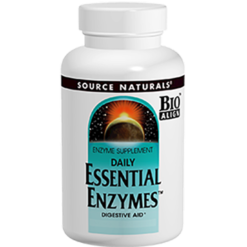 Source Naturals Essential Enzymes 240 capsules SN0969