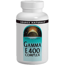 Source Naturals Gamma E 400 w Tocotrienols 30 softgels SN16977