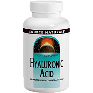 Source Naturals Hyaluronic Acid 100mg 60 tabs SN1814