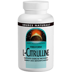 Source Naturals L Citrulline 500 mg 60 caps SN2004