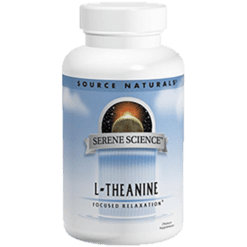 Source Naturals L Theanine 200 mg 30 caps SN1645