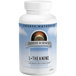 Source Naturals L Theanine 200 mg 60 capsules SN1646